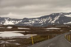 Auf dem Weg nach Seyðisfjörður