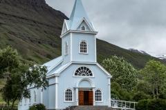 Seydisfjördur Kirkja